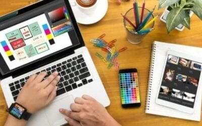 Tendencias de diseño gráfico para el logotipo de tu empresa