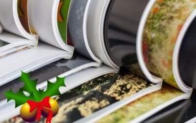 Publicidad para Navidad: catálogos, folletos, flyers… ¡y a vender!